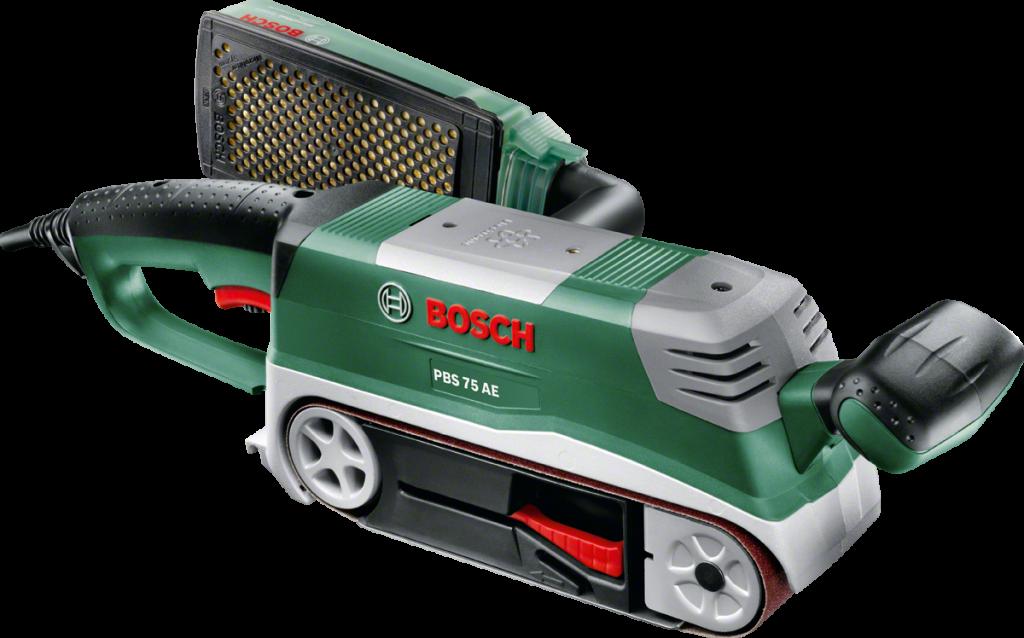 ponceuse bande Bosch PBS 75 AE